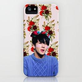 Flower Boy Ravi iPhone Case