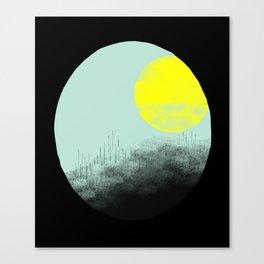 Nights Canvas Print