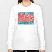 nail polish Long Sleeve T-shirts featuring Not Nail Polish by ghennah