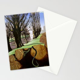 Avon River, Christchurch Stationery Cards