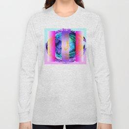 Blue Coral Long Sleeve T-shirt