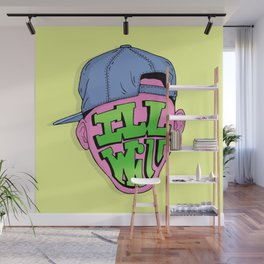 Fresh Prince of Bel Air Wall Mural