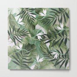 The Tropics Metal Print