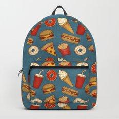 Fast Food Backpacks