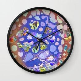 Egg Head Wall Clock