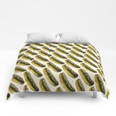 Pickle Pattern Comforters