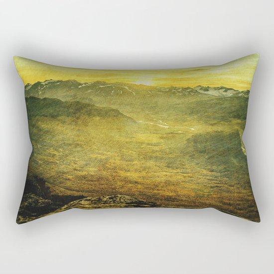 Nature's Sigh Rectangular Pillow