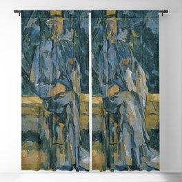 Paul Cezanne - Portrait of a Man Blackout Curtain