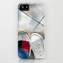 13. Happy Feet iPhone Case