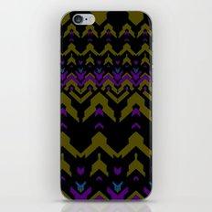 Sweater Pattern iPhone & iPod Skin