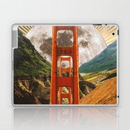 Bridge to Fantasy Land Laptop & iPad Skin