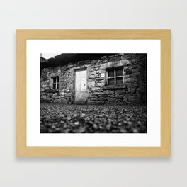 Disappearing Culture, Co. Mayo Framed Art Print