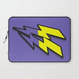 zeus! light purple Laptop Sleeve