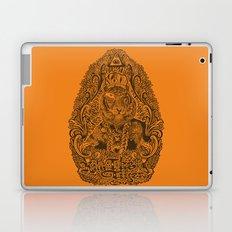 kill the tiger Laptop & iPad Skin