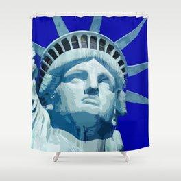Liberty_2015_0404 Shower Curtain