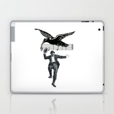Saved By The Music  Laptop & iPad Skin