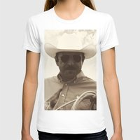 cowboy T-shirts featuring Cowboy by DistinctyDesign