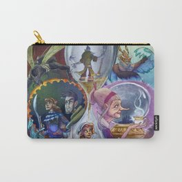 Keepers of Time: Seers Summoning Cover Carry-All Pouch