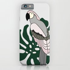 Tropical Parrot iPhone 6s Slim Case