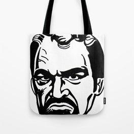 Sputnik Monroe Tote Bag