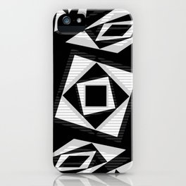 NAKED GEOMETRY no 5 iPhone Case