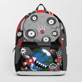 These Are The Voyages Backpack