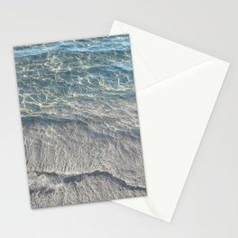 Water Photography Beach   Waves   Clear Water   Sea   Ocean Stationery Cards