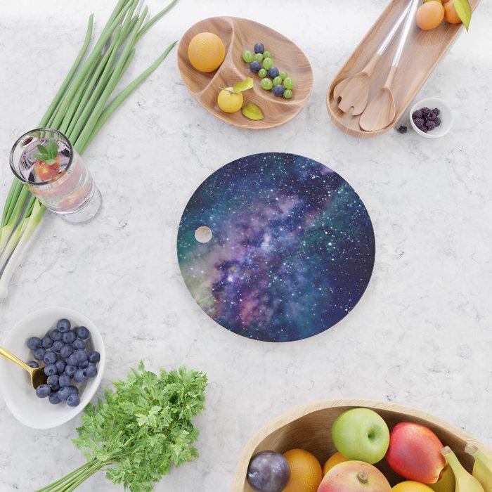 Milky Way Cutting Board