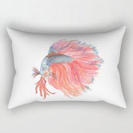 Fish Beauty Rectangular Pillow