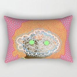 Nasty Girl 001 Rectangular Pillow