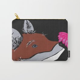 Young Fox Carry-All Pouch