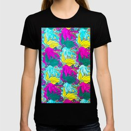 The Alligator Grins / The Peacock Weeps T-shirt