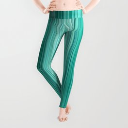 Ambient 5 in Teal Leggings