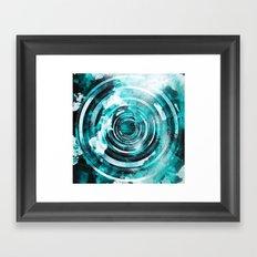 Turn. Framed Art Print