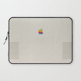 RETRO アップル Laptop Sleeve