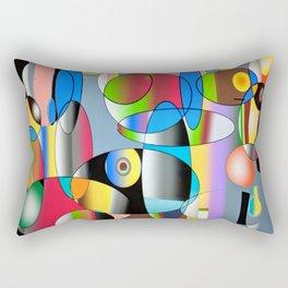 70's Flashback Rectangular Pillow