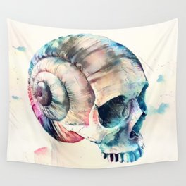 Skull Fantasies Wall Tapestry
