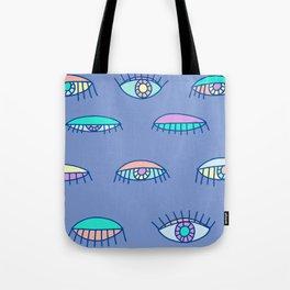 Bedroom Eyes Tote Bag