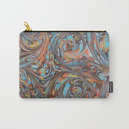 Crowded Colors Carry-All Pouch
