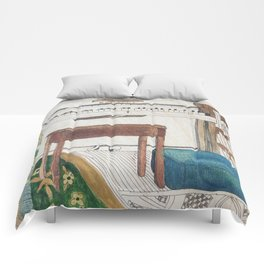Piano Comforters