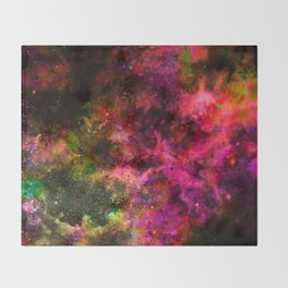 Everything is nothing 26 (therefore it was beautiful) Throw Blanket