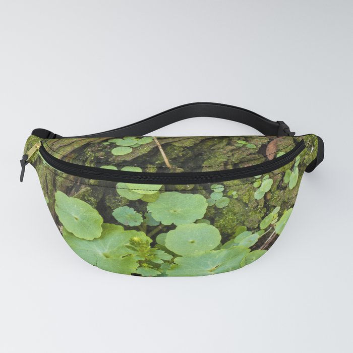 Green nature Fanny Pack