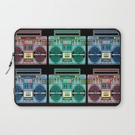 """""""I CAN'T LIVE WITHOUT MY RADIO"""" Laptop Sleeve"""
