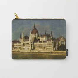 Parlament Budapest Carry-All Pouch
