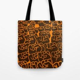 Overcome Tote Bag