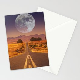 Lunar 2 Stationery Cards