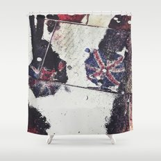 Jubilee rain  Shower Curtain