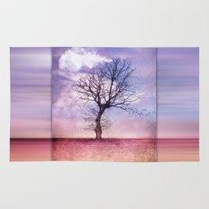 ATMOSPHERIC TREE | Early Spring Rug