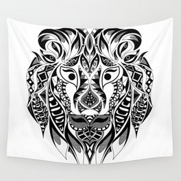 Mr Lion Ecopop Wall Tapestry