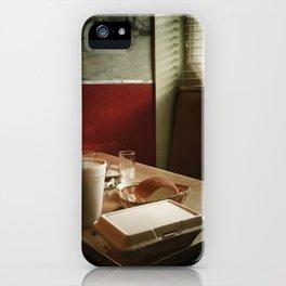 Dinner iPhone Case